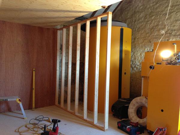 Biomass Boiler for Somerset Farmhouse | Commercial Biomass Ltd